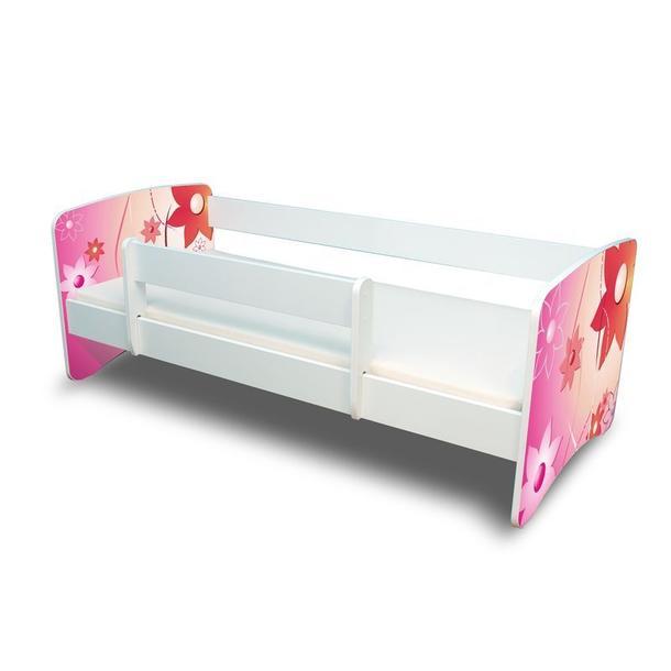 Dětská postel 160x70 cm - KYTIČKY II.