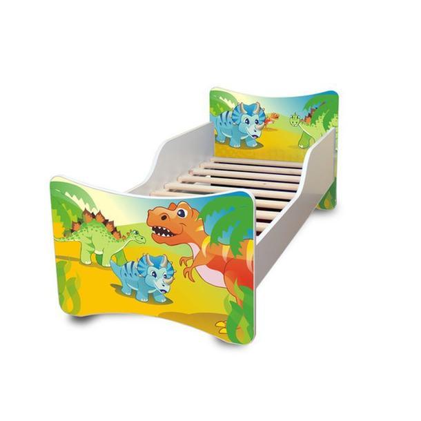 Dětská postel 140x70 cm - DINO