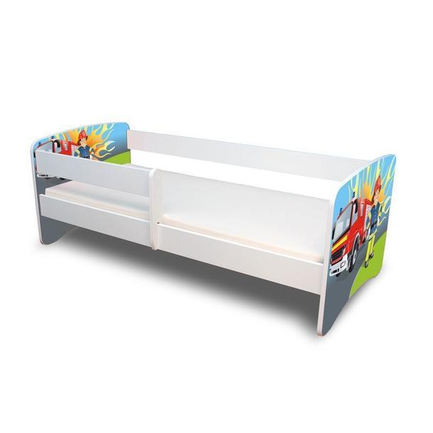 Dětská postel 160x70 cm - HASIČ II.