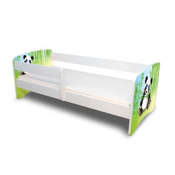Dětská postel 160x70 cm - PANDA II.