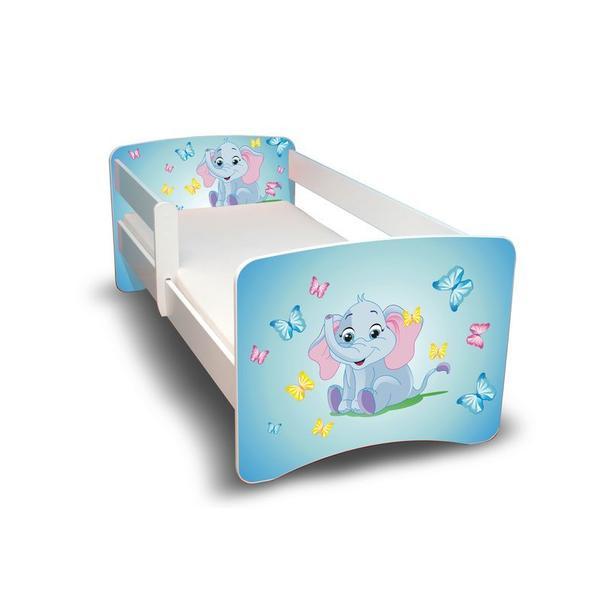 Dětská postel - SLONÍK II