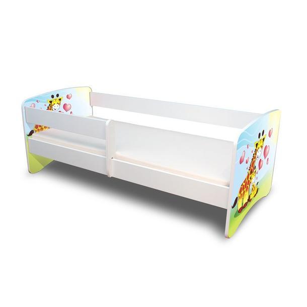 Dětská postel 160x70 cm - ŽIRAFKY II.