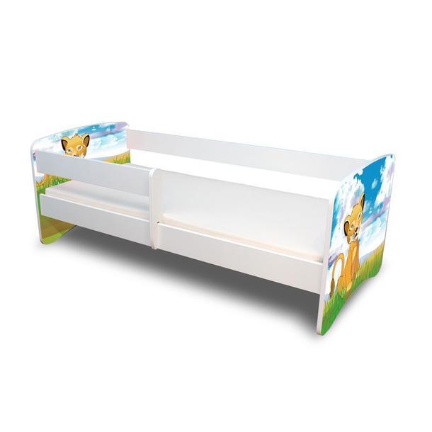 Dětská postel 160x70 cm - LVÍČEK II.