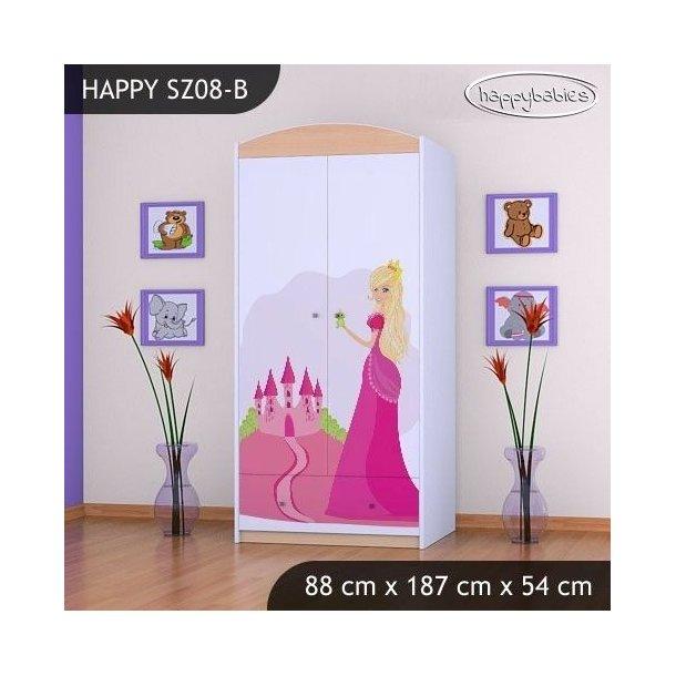 Dětská skříň - TYP 8A