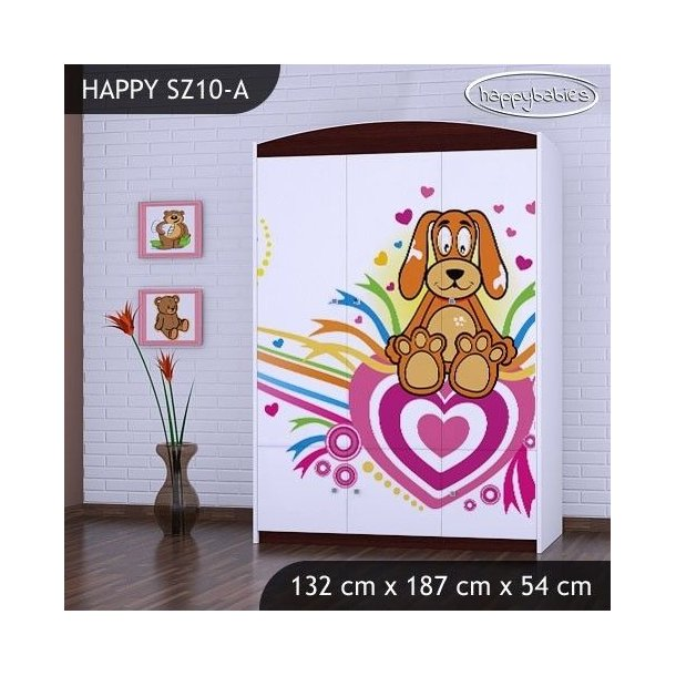 Dětská skříň - TYP 10