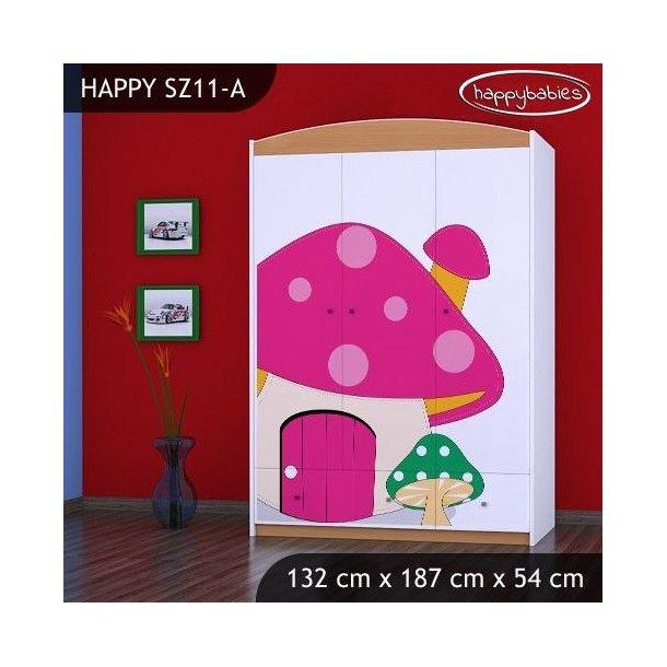 Dětská skříň - TYP 11