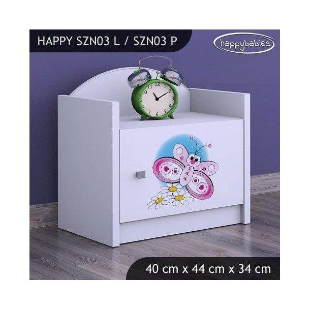 Dětský noční stolek - TYP 3