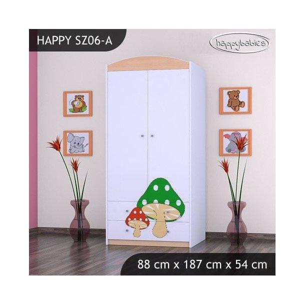 Dětská skříň