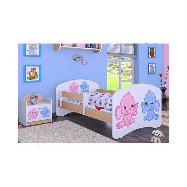 Dětská postel bez šuplíku 180x90cm