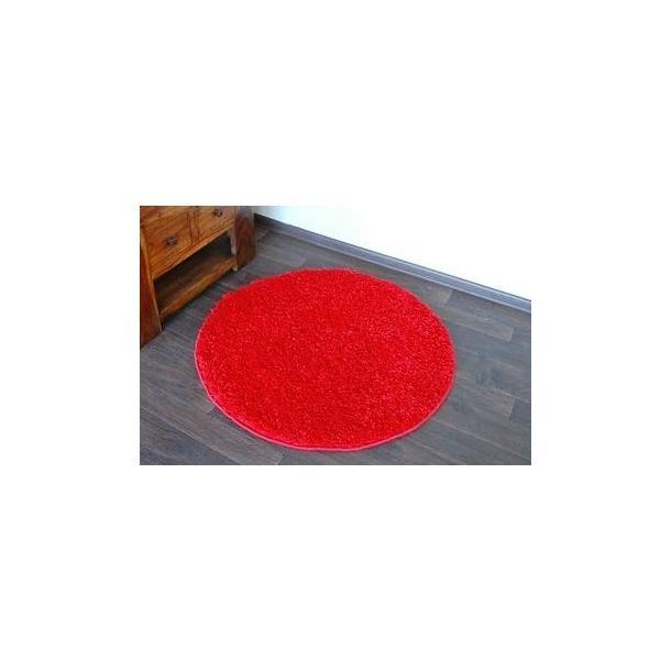 Kulatý koberec