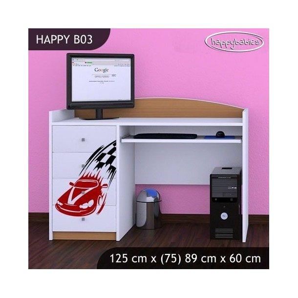 Dětský psací stůl - TYP 3