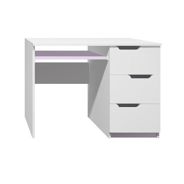 Psací stůl - MODERN TYP A - fialová