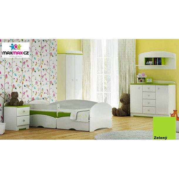 Barevné provedení - zelená / bílá