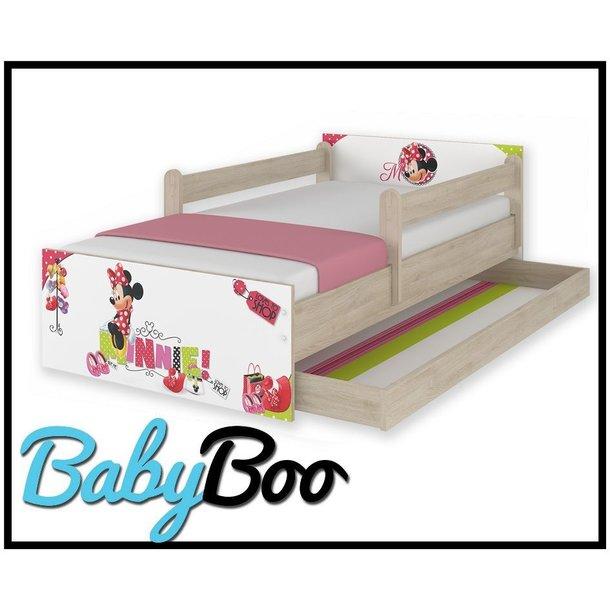 Dětská postel MAX se šuplíkem Disney - MINNIE I 180x90 cm