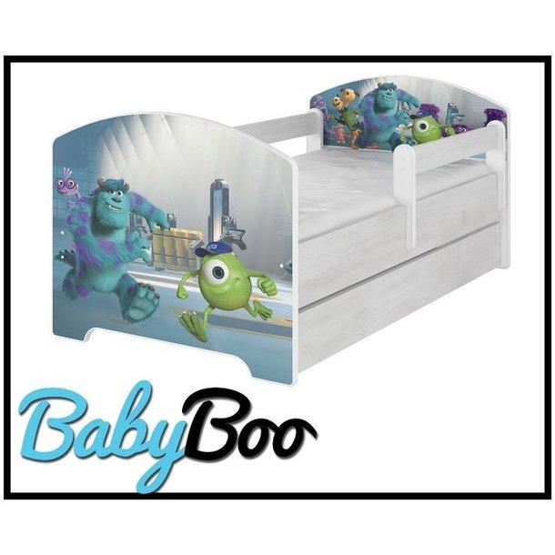 Dětská postel bez šuplíku Disney - PŘÍŠERKY s.r.o. 160x80 cm