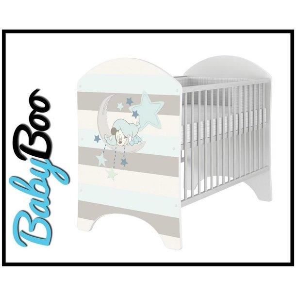 Dětská postýlka Disney - MICKEY MOUSE BABY