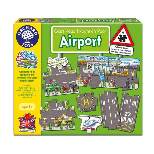 Puzzle Letiště - 10 dílků