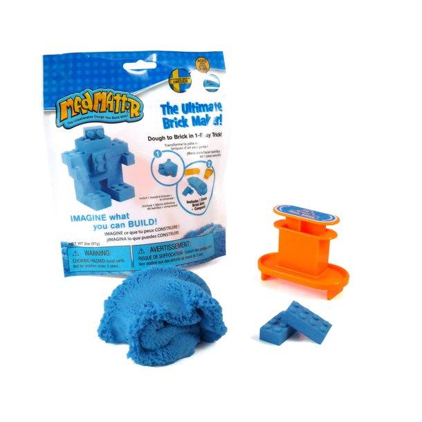 Modelovací hmota Vytvoř cihličku - modrá