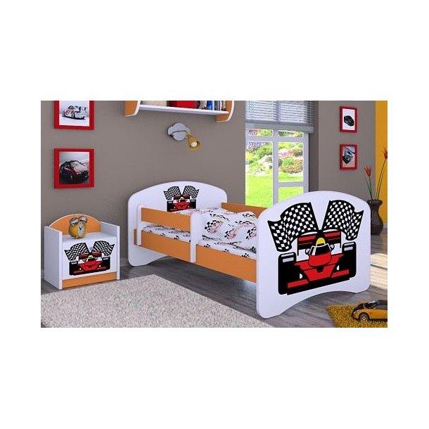 Dětská postel bez šuplíku 140x70cm FERRARI