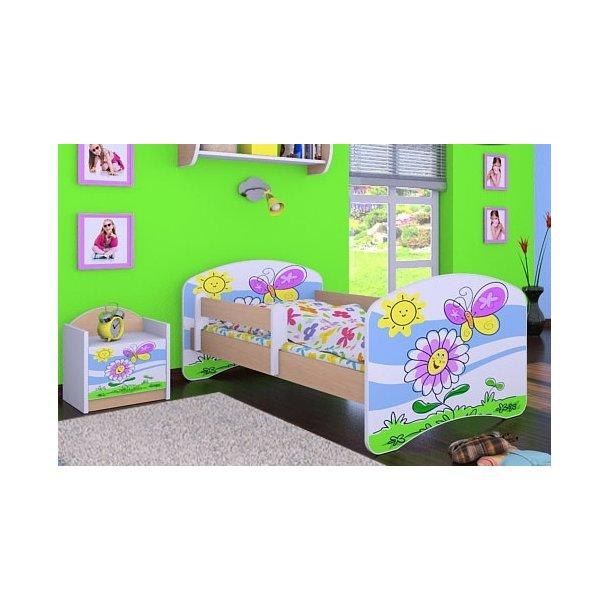 Dětská postel bez šuplíku 140x70cm PALOUČEK