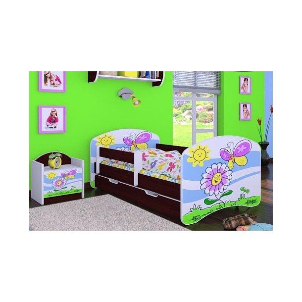 Dětská postel se šuplíkem 140x70cm PALOUČEK