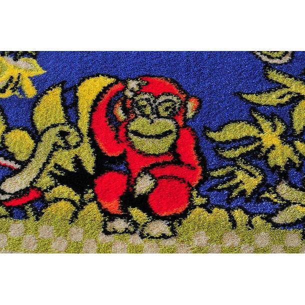 Dětský koberec FUNKY ZOO blue