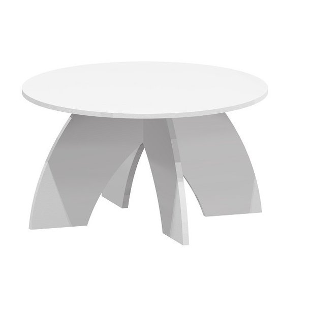 Konferenční stolek RŮŽOVÁ PRINCEZNA - TYP B
