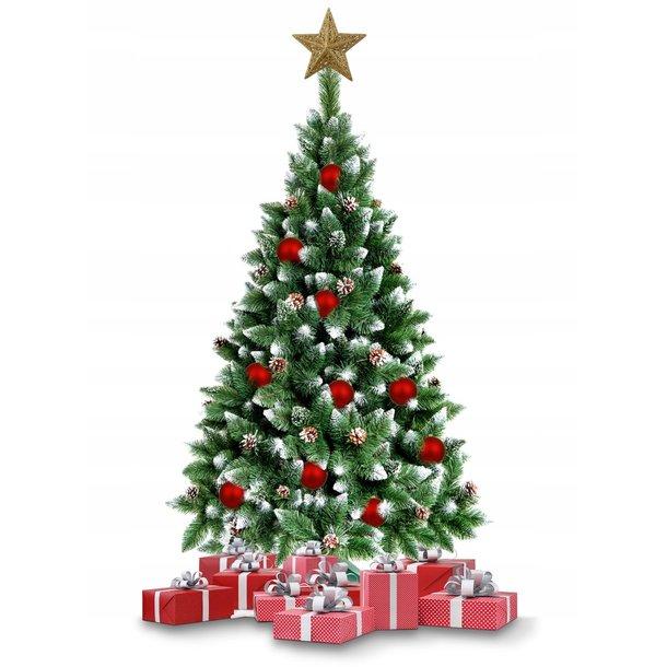 Vánoční stromek - diamantová borovice