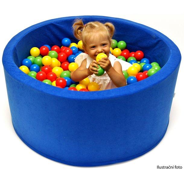 Dětský molitanový bazének + kuličky ZDARMA (mozaika 1)