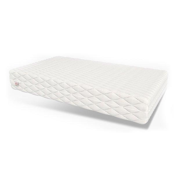 Pěnová matrace ERGO 200x160x20 cm - BIO pěna/kokos/latex/paměťová pěna
