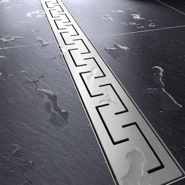Sprchový žlab GREEK 50 - 100 cm