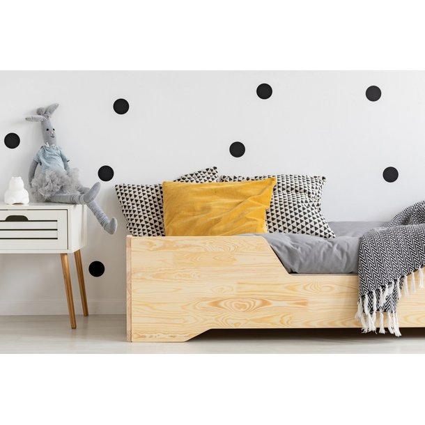 Dětská postel z masivu BOX model 1 - 180x90 cm