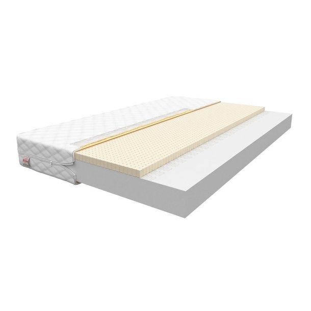 Dětská matrace FLEX 190x90x9 cm - pěna/latex