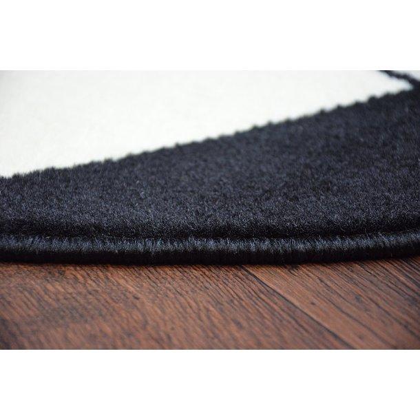 Dětský koberec KOPAČÁK krémový