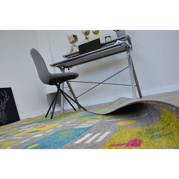 Dětský koberec MĚSTEČKO