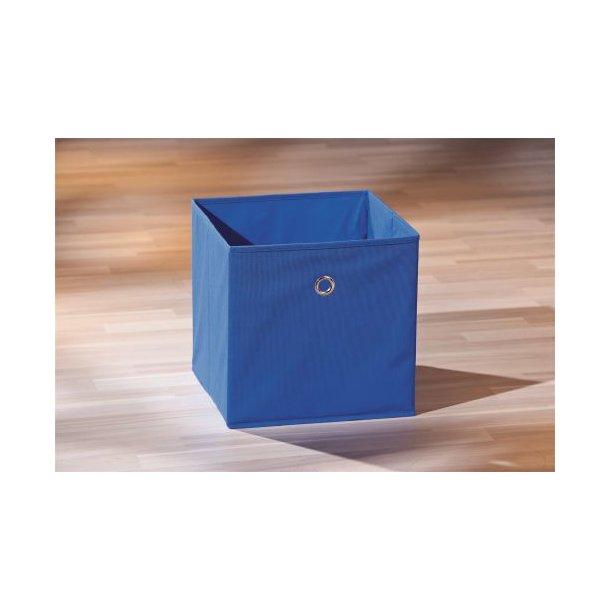 Látkový box do otevřeného regálu - 32x32x31 cm