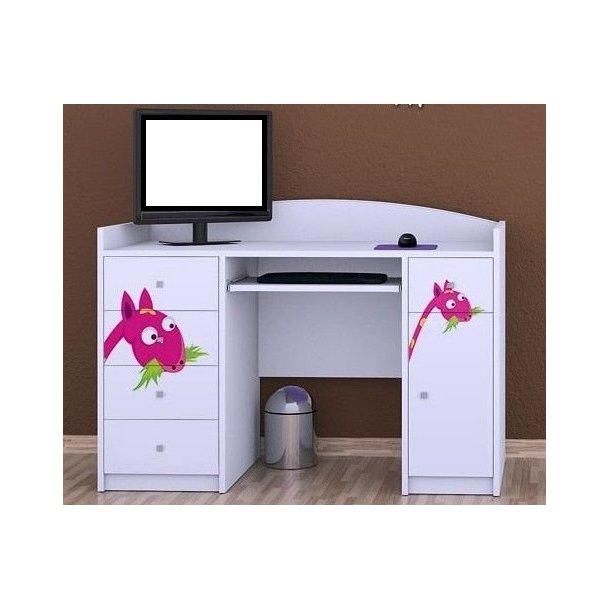 Dětský psací stůl ŽIRAFKA - TYP 1