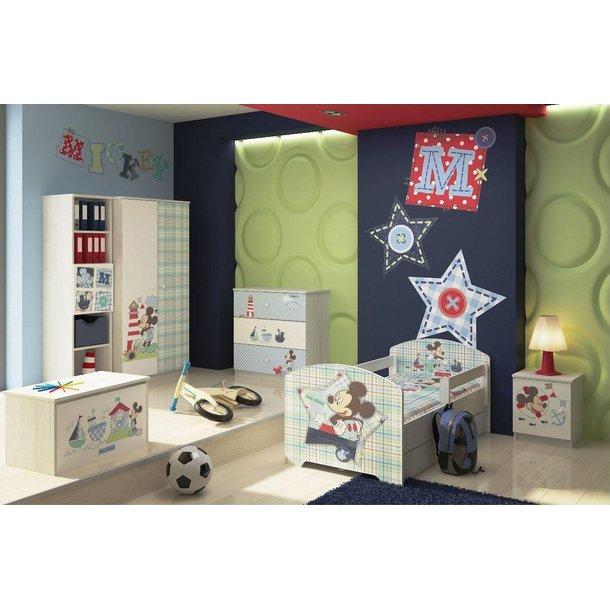 Dětský pokoj Disney MICKEY MOUSE - postel k sestavě