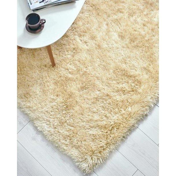 Kusový koberec Shaggy MAX mussy - ecru
