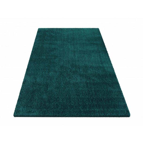 Moderní koberec SHAGGY CAMIL - zelený