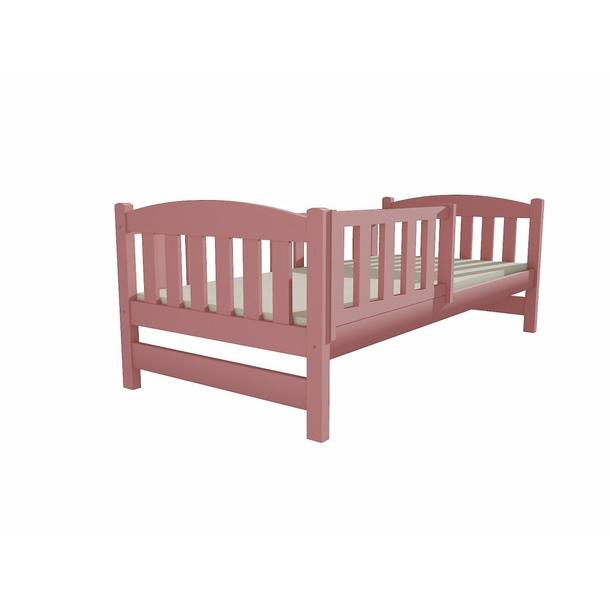 Dětská postel z MASIVU 200x90cm bez šuplíku - DP002