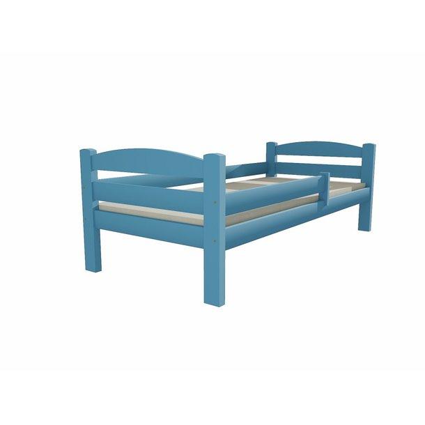 Dětská postel z MASIVU 200x90cm bez šuplíku - DP005