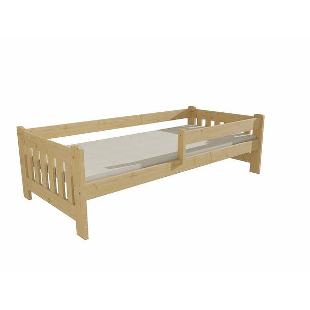 Dětská postel z MASIVU 160x80 cm bez šuplíku - DP 022