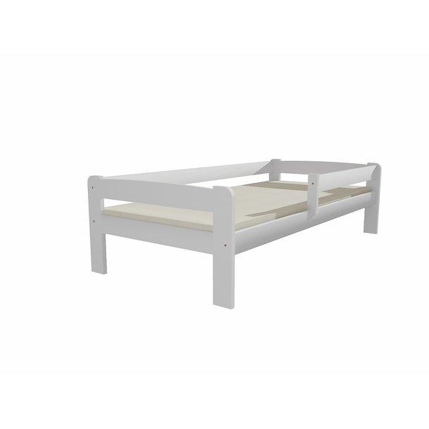 Dětská postel z MASIVU 180x80 cm SE ŠUPLÍKY - DP024/V