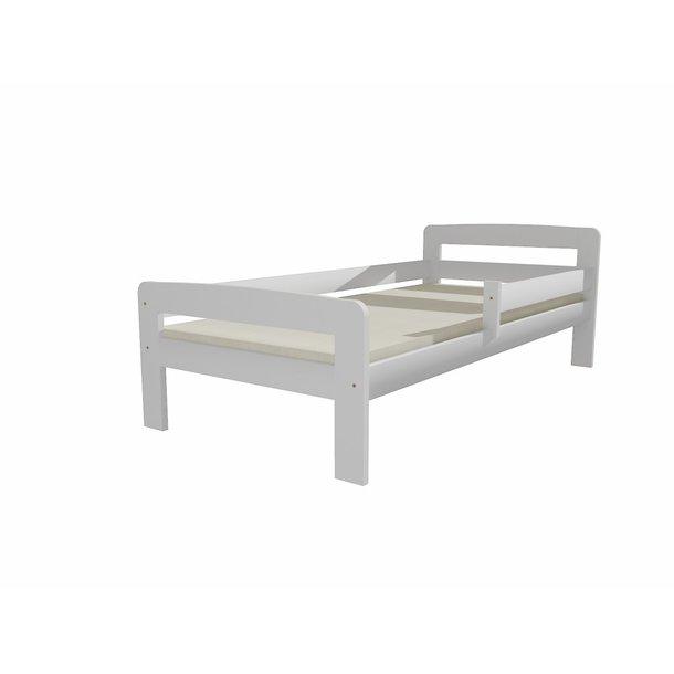 Dětská postel z MASIVU 180x80 cm SE ŠUPLÍKY - DP025/V