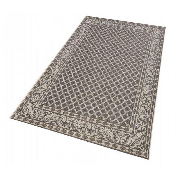 SKLADEM: Kusový koberec BOTANY Royal - šedý - 160x230 cm