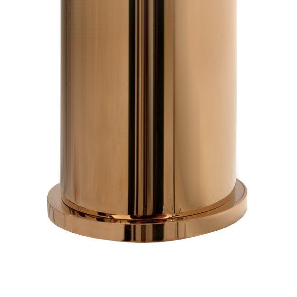 Umyvadlová baterie MAXMAX Rea TESS vysoká rose gold zlatá