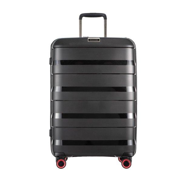 Moderní cestovní kufr MONTREAL - černé