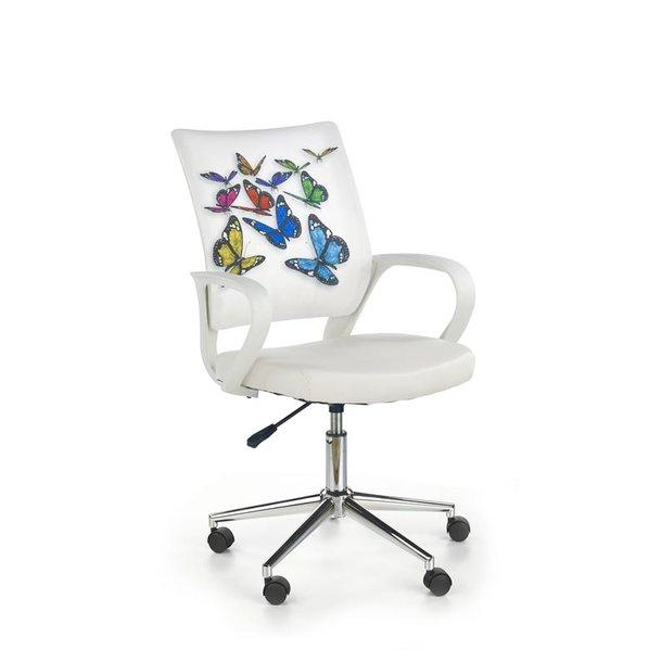 Dětská otočná židle IBIS butterfly