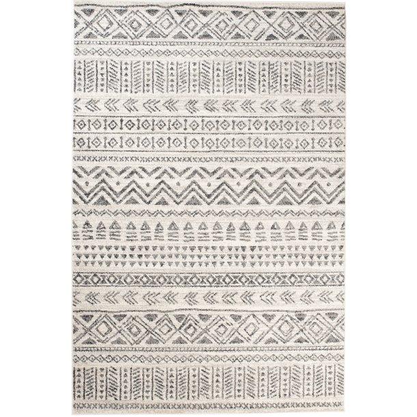 Kusový koberec ETHNIC krémový - typ C